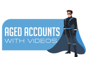 2010 Aged Accounts With Videos Selling and Buying
