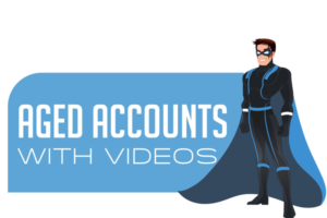 2013 Aged Accounts With Videos Selling and Buying